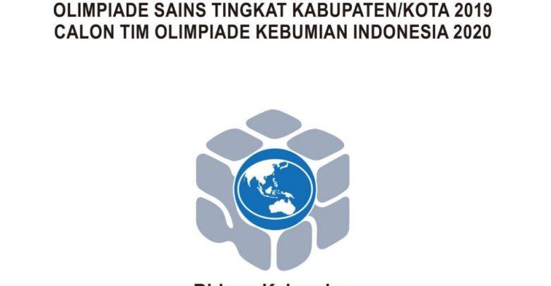Download Soal Pembahasan KSN 2020 Kebumian