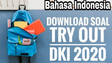 Photo of Download Soal Try Out UN DKI 2020 Bahasa Indonesia PDF DOC