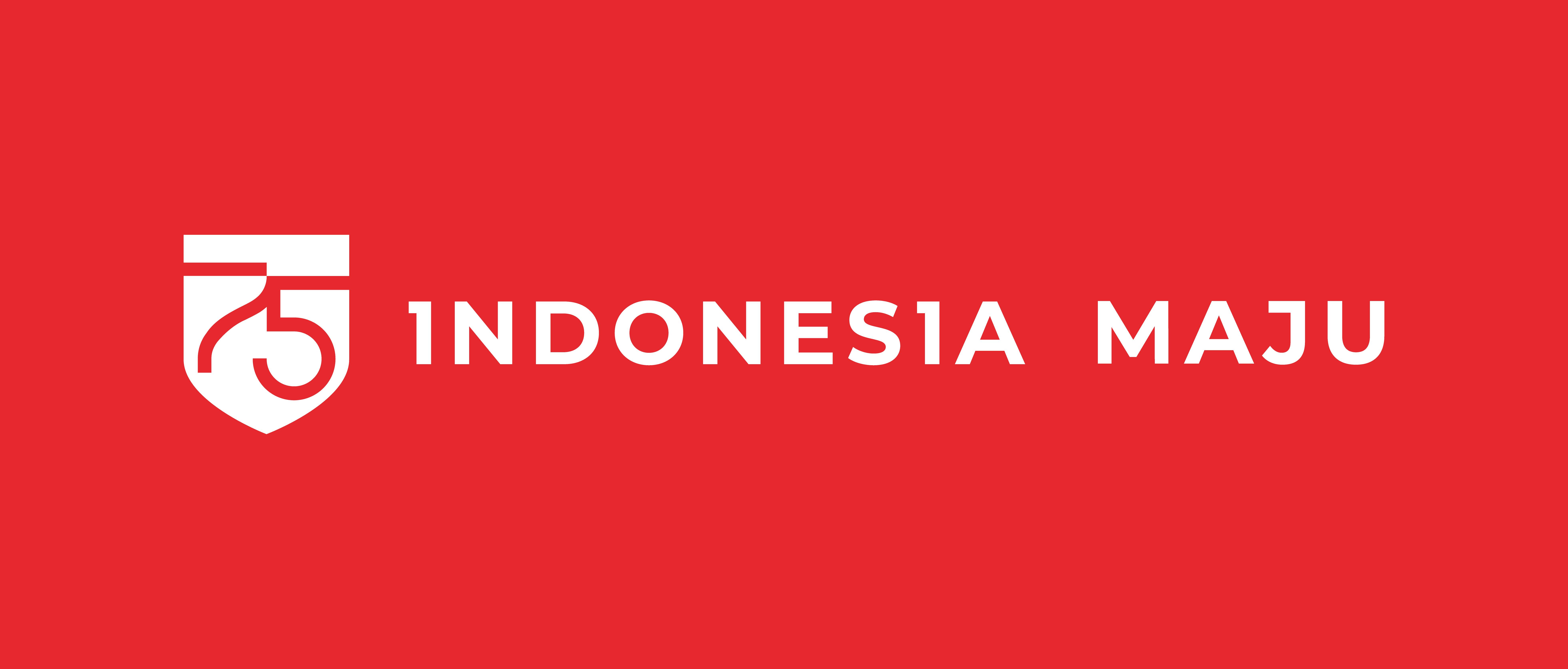 Logo HUT Kemerdekaan RI ke 75 tahun 2020