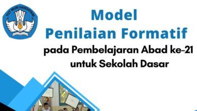 Model Penilaian Formatif