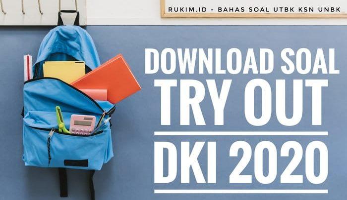 Pembahasan Soal TO DKI 2020