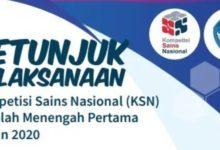 Petunjuk Pelaksanaan KSN SMP 2020 Juklak Juknis