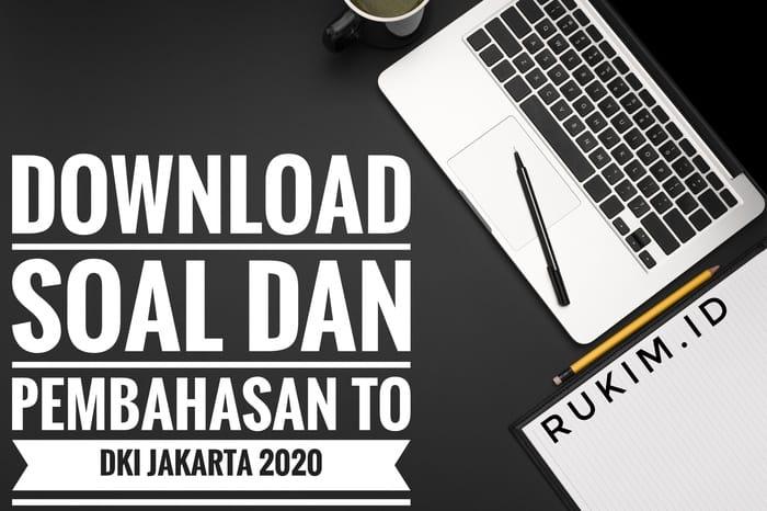 Soal TO DKI Jakarta 2020