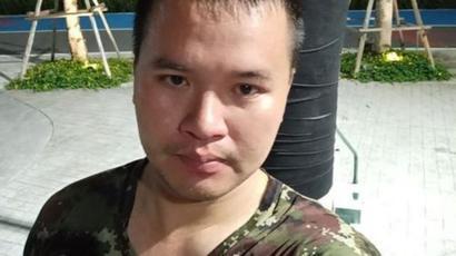 Tentara Thailand Live Stream Facebook Menembak di mall