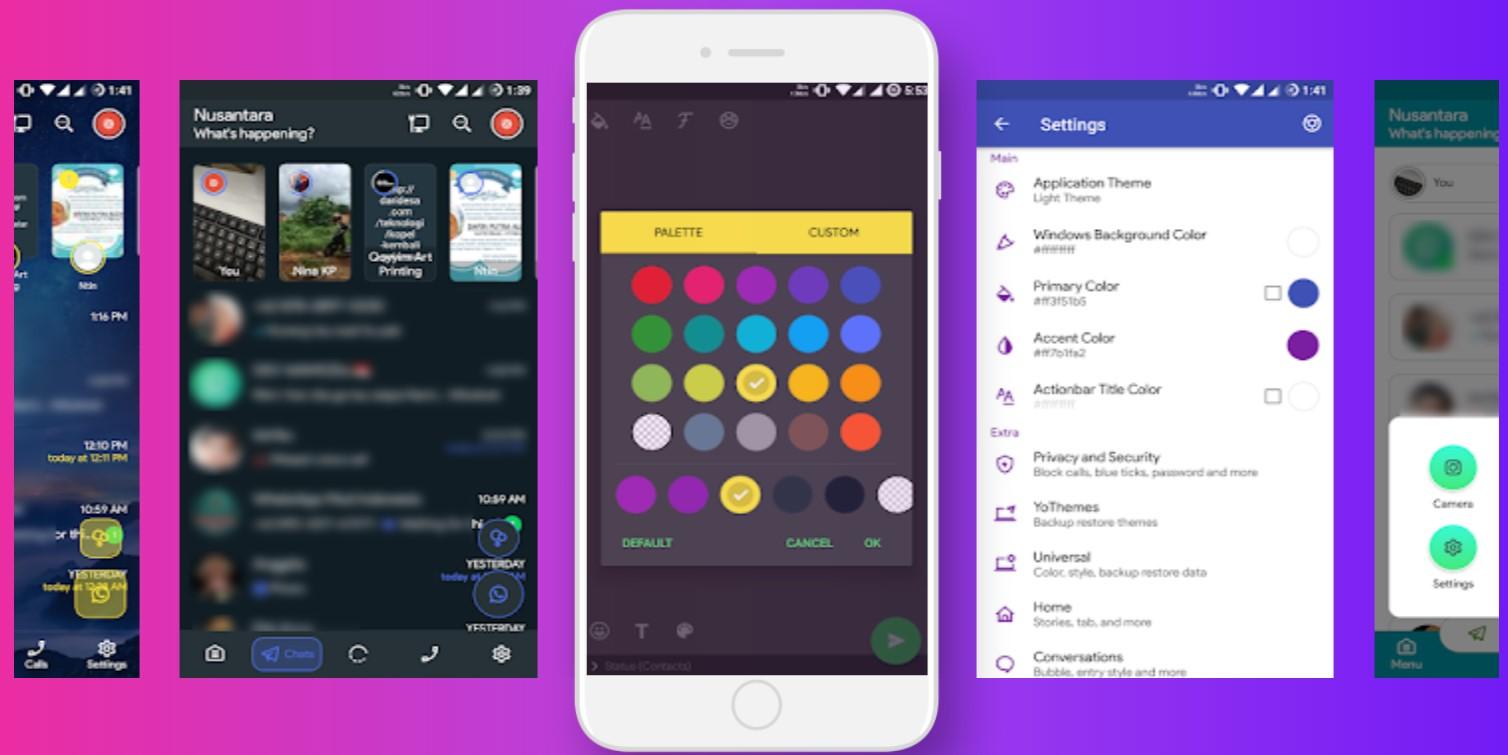 Delta Yowa Whatsapp Mod Apk Update