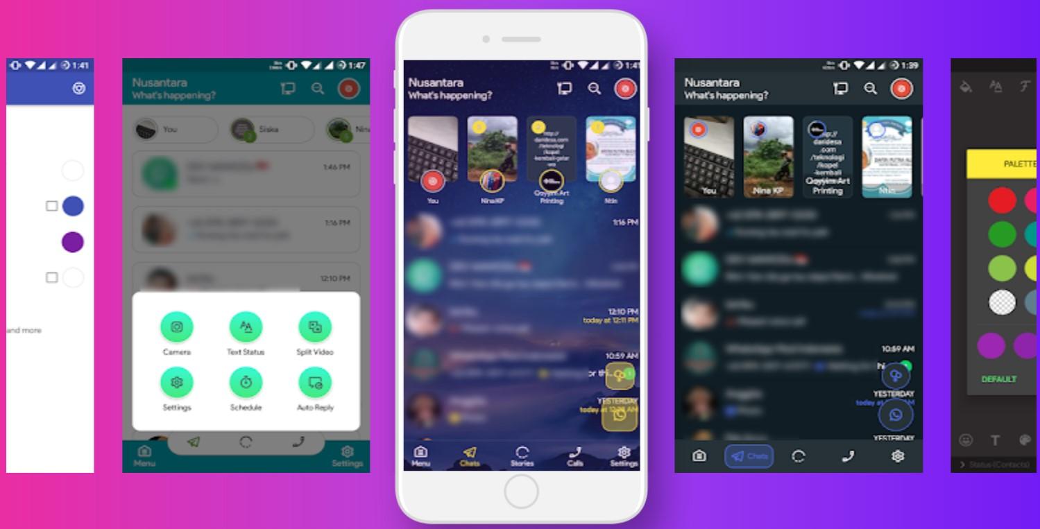 Delta Yowa Whatsapp Mod Apk Wa