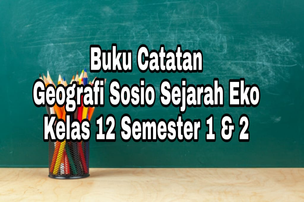 Download Buku Catatan SMA