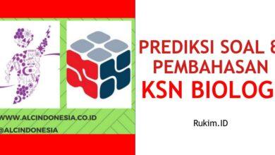Photo of Download Prediksi Soal dan Pembahasan KSN Biologi Tingkat Kabupaten/Kota/Provinsi