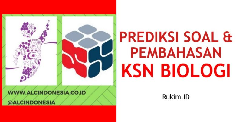 Download Prediksi Soal Pembahasan KSN OSN Biologi PDF