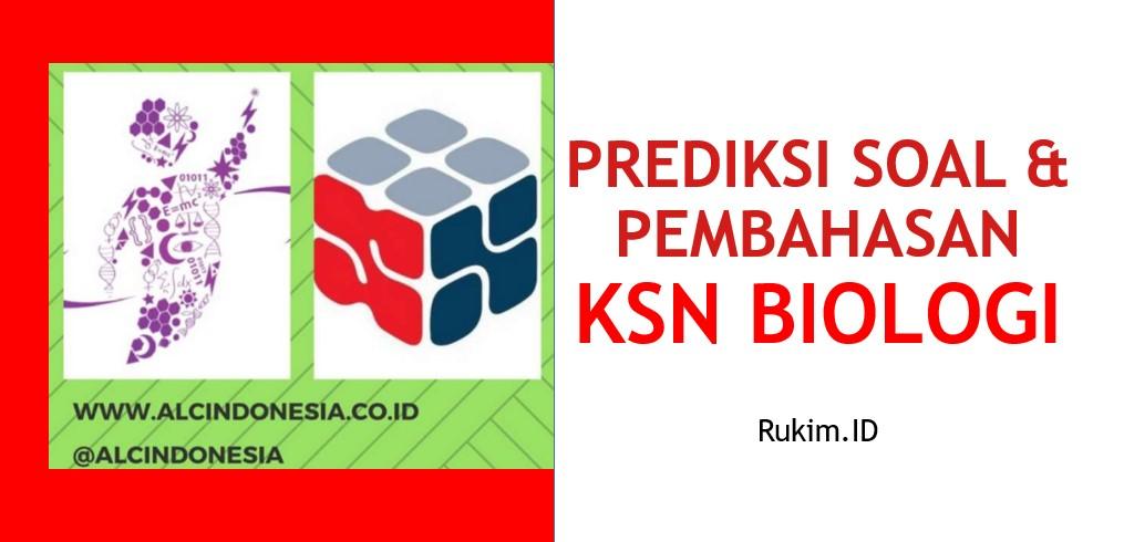 Download Prediksi Soal Dan Pembahasan Biologi Ksn Osn Pdf