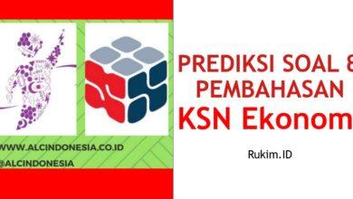Photo of Download Prediksi Soal dan Pembahasan KSN Ekonomi Tingkat Kabupaten/Kota/Provinsi