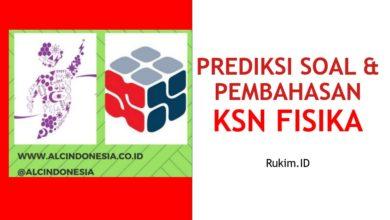 Photo of Download Prediksi Soal dan Pembahasan KSN Fisika Tingkat Kabupaten/Kota/Provinsi