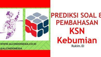 Photo of Download Prediksi Soal dan Pembahasan KSN Kebumian Tingkat Kabupaten/Kota/Provinsi