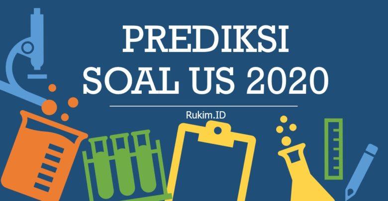 Download Prediksi Soal US USBN 2020 PDF