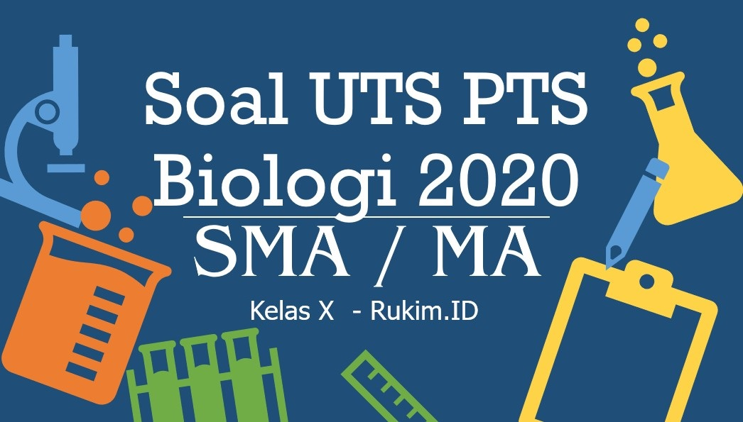 Download Soal PTS Biologi Kelas 10 PDF