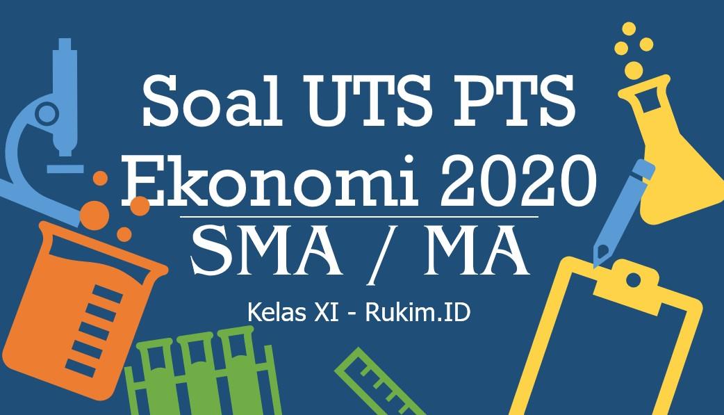 Download Soal PTS Ekonomi Kelas 11 PDF