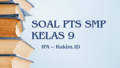 Photo of Download Soal IPA PTS Kelas 9 SMP Semester Genap 2020 PDF
