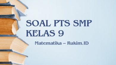 Photo of Download Soal Matematika PTS Kelas 9 SMP Semester Genap 2020 PDF