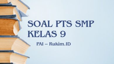 Photo of Download Soal PAI PTS Kelas 9 SMP Semester Genap 2020 PDF