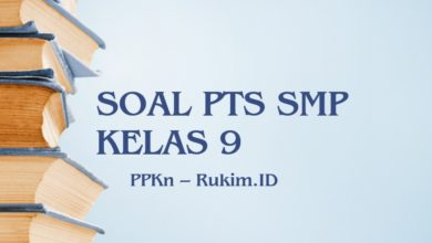 Photo of Download Soal PPKn PTS Kelas 9 SMP Semester Genap 2020 PDF