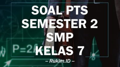 Photo of Download Soal IPA PTS Kelas 7 SMP Semester Genap 2020 PDF