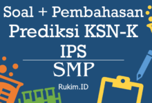 Download Soal Pembahasan KSN-K SMP 2020 IPS