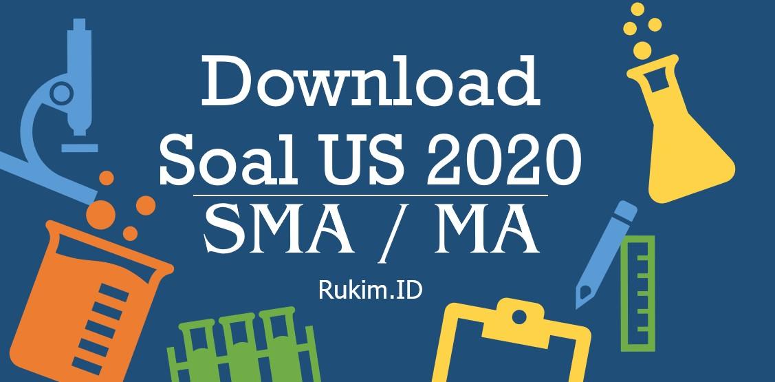 Download Soal US USBN 2020 PDF