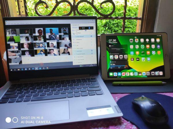 SMA Islam Al Azhar 7 Solo Baru Terapkan Pembelajaran Online