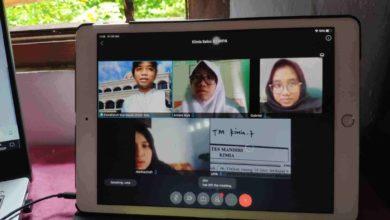 Photo of SMA Islam Favorit Solo Raya Terapkan Pembelajaran Online Saat Wabah Virus Corona
