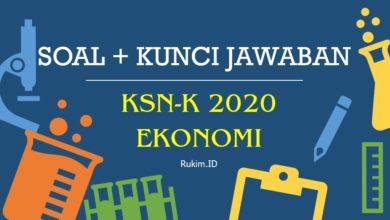 Photo of Download Soal KSN-K 2020 Ekonomi SMA PDF dan Kunci Jawaban