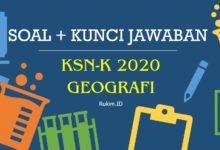 Photo of Download Soal dan Pembahasan KSN OSN SMA Geografi 2020 PDF