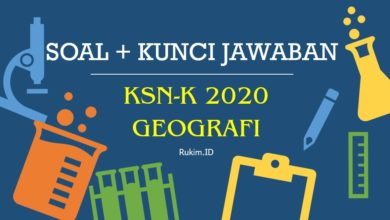 Photo of Download Soal KSN-K 2020 Geografi SMA PDF dan Kunci Jawaban