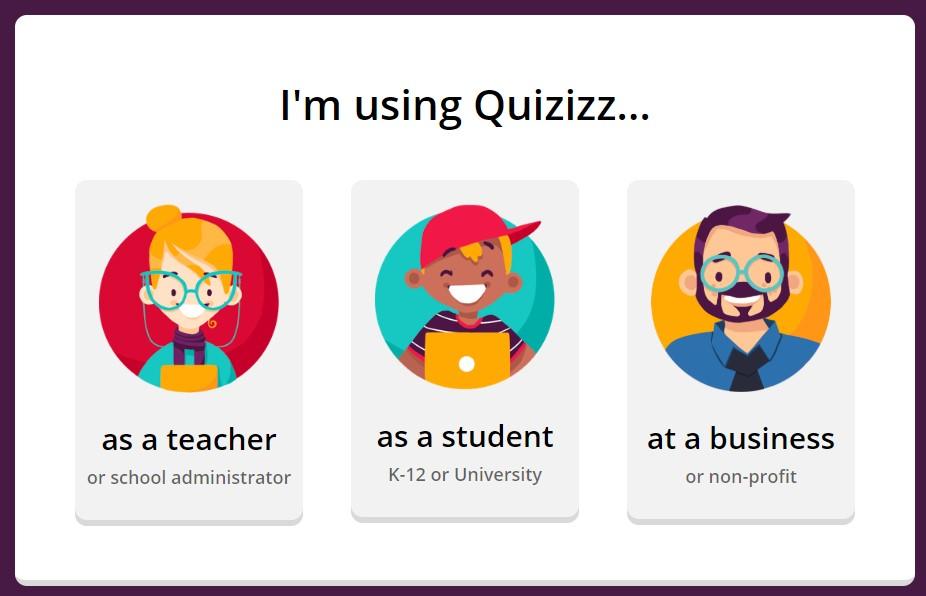 Tes Online Quizizz