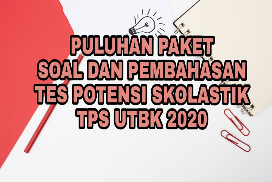 Download Pembahasan TPS UTBK 2020 PDF