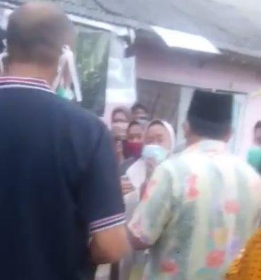 Jenazah corona ditolak di Semarang