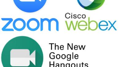 Kekurangan kelebihan aplikasi mengajar online cisco webex vs google hangout meet vs zoom