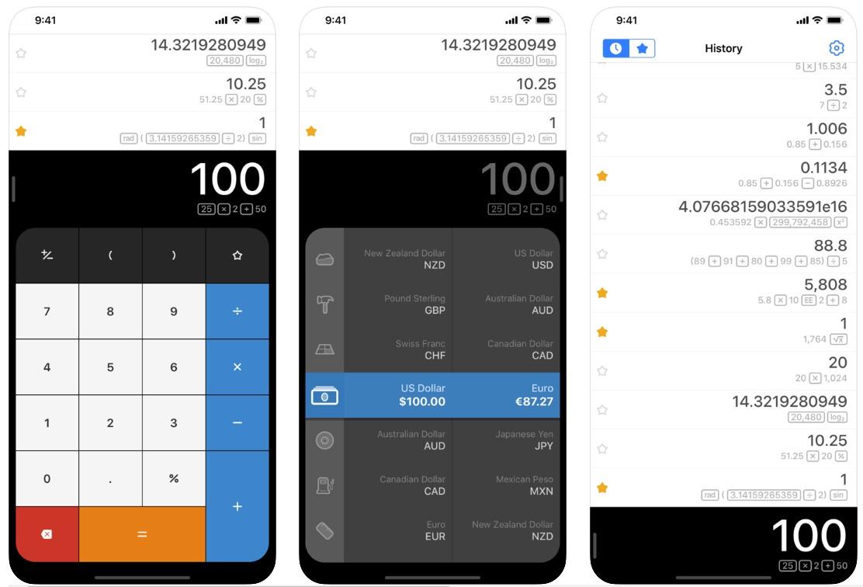 Calcbot Aplikasi kalkulator paling rekomendasi