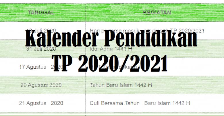 Kaldik 2020 2021