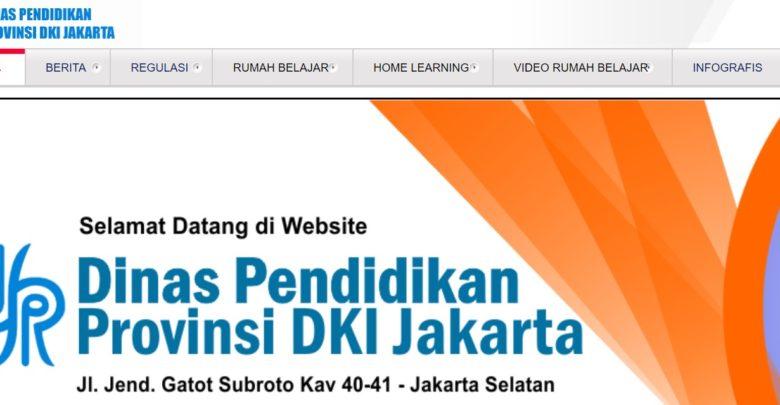 Kaldik DKI Jakarta 2020 2021 Disdik