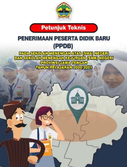 Petunjuk Teknis PPDB 2020 2021