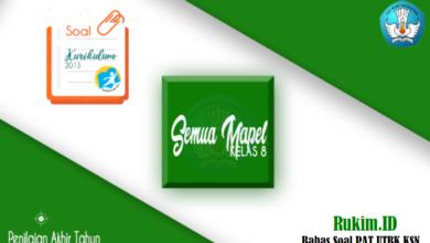 Photo of Download Soal PAT SMP Kelas 8 Tahun 2019/2020 Kurikulum 2013 PDF