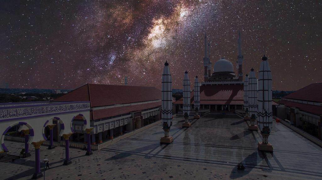 Edit Foto Bintang Bulan HP Xiaomi dengan Mudah