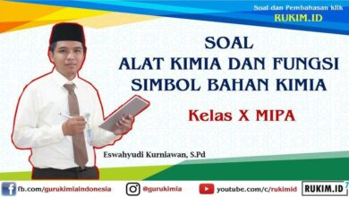 Photo of Download Soal Alat-alat Kimia dan Simbol Bahan Kimia PDF