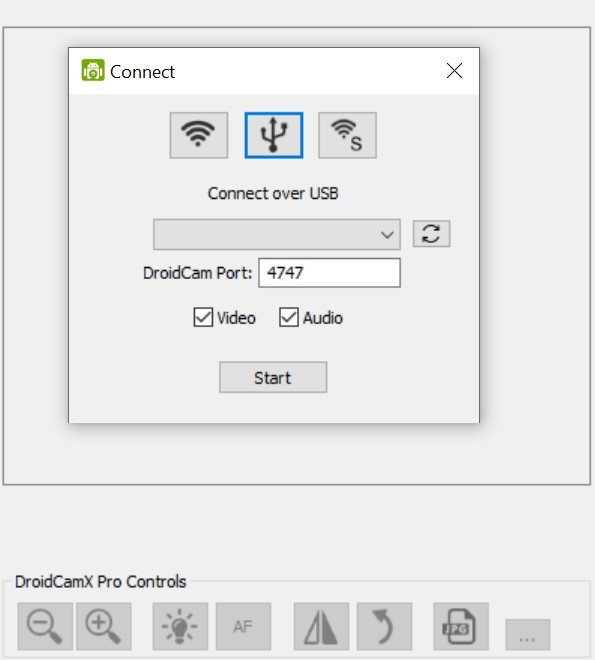 kamera hp untuk laptop pc zoom webex
