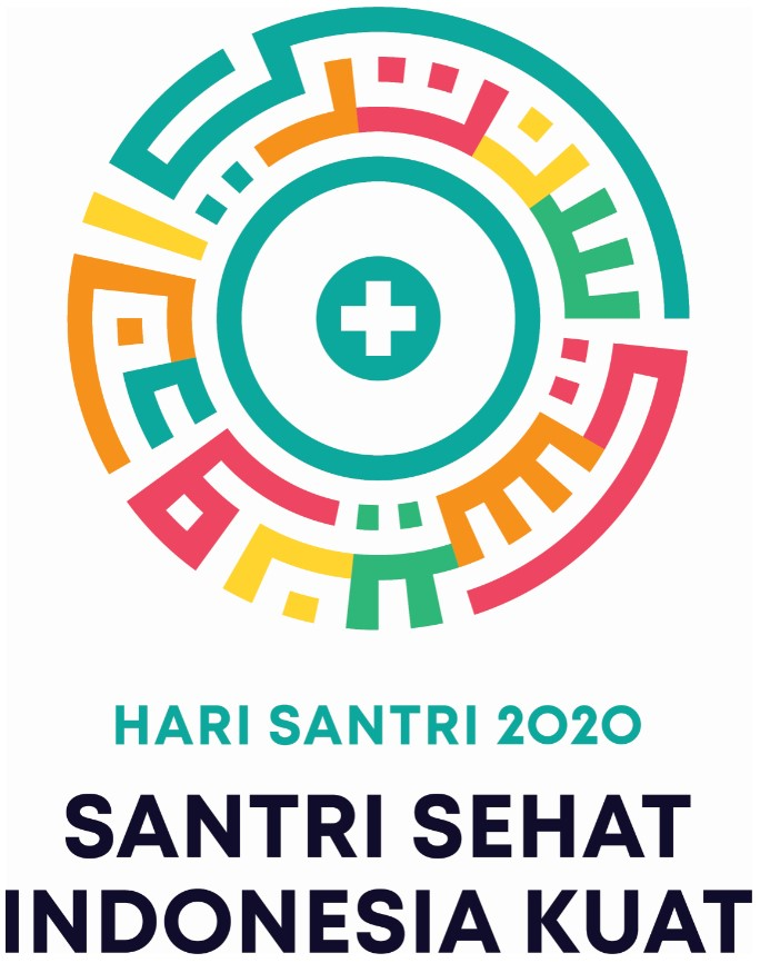 Logo Hari Santri Nasional 2020