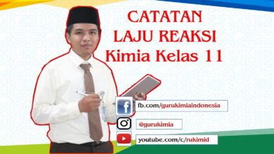 Photo of Download Catatan Laju Reaksi Kimia Kelas 11 PDF