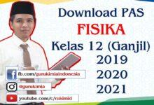 Soal Pembahasan PAS Fisika SMA tahun 2019 2020 2021 PDF
