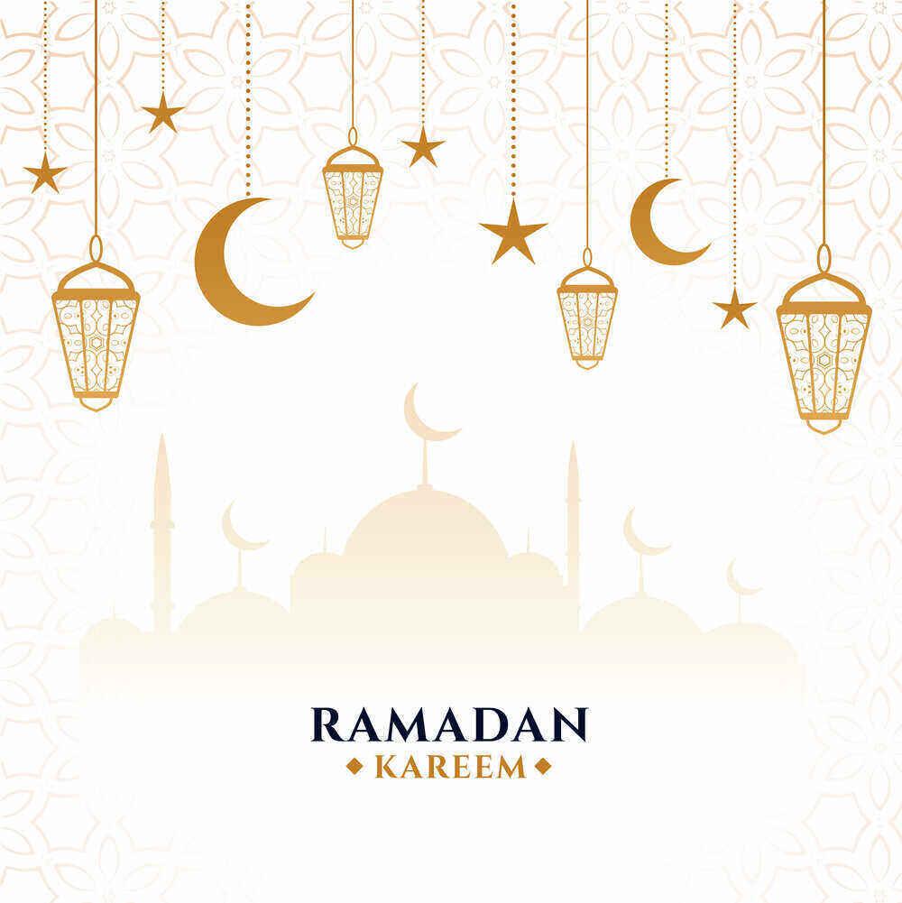 Wallpaper Ramadhan 1442 H