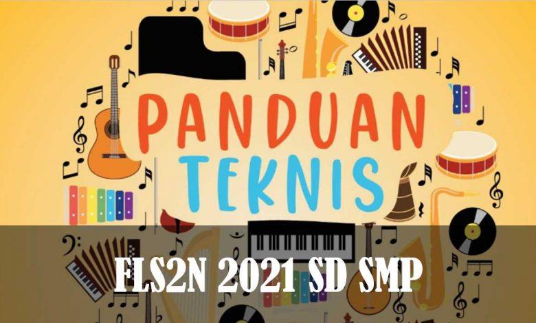Juknis FLS2N 2021 SD SMP