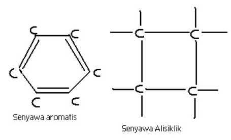 senyawa aromatik alisiklik